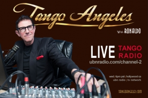Tango Angeles Radio with Ronaldo